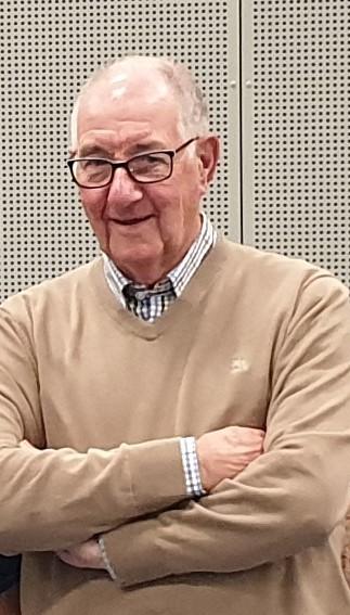 Nominatie Hans van der Bruggen als Clubheld van het Jaar
