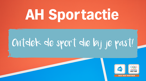 AH Sportactie – Nationale Sportweek